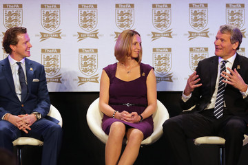 Faye White Launch to Mark the FA's 150th Anniversary Year