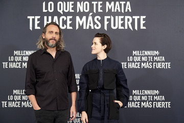 Fede Alvarez 'The Girl In The Spider's Web' Madrid Photocall