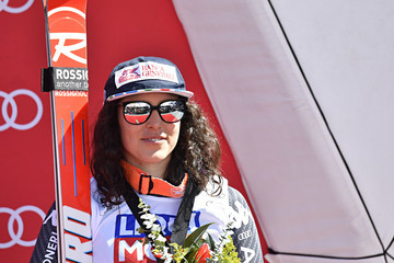 Federica Brignone Audi FIS Alpine Ski World Cup - Men's and Women's Super G