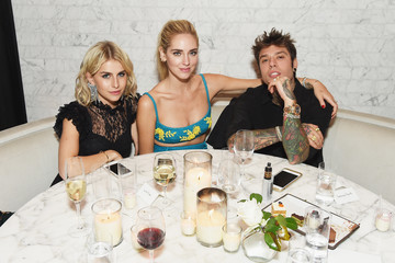 Fedez The Business of Fashion Celebrates the #BoF500 at Public Hotel New York - Inside