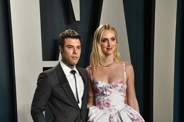Fedez 2020 Vanity Fair Oscar Party Hosted By Radhika Jones - Arrivals