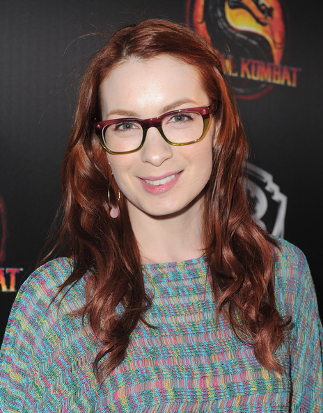 Felicia Day - Beautiful HD Wallpapers