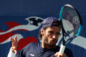 Feliciano Lopez 2017 US Open Tennis Championships - Day 3