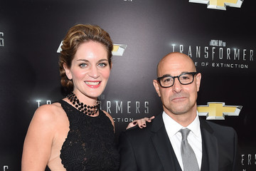 Felicity Blunt 'Transformers: Age of Extinction' Premieres in NYC
