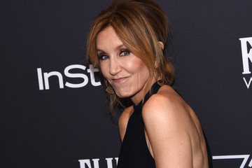 Felicity Huffman Hollywood Foreign Press Association and InStyle Celebrate the 75th Anniversary of the Golden Globe Awards - Arrivals