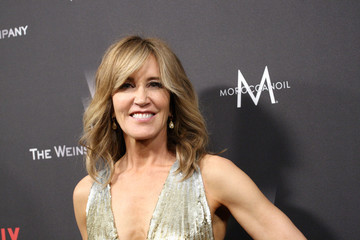 Felicity Huffman The Weinstein Company and Netflix Golden Globe Party, Presented With FIJI Water, Grey Goose Vodka, Lindt Chocolate, and Moroccanoil - Red Carpet