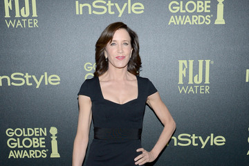 Felicity Huffman Hollywood Foreign Press Association and InStyle Celebrate the 2016 Golden Globe Award Season