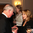 Felicity Kendal The Prince Of Wales Attends A Prince's Trust 'Invest In Futures' Reception