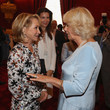 Felicity Kendal Duchess Of Cornwall Hosts 30th Anniversary Garden Party For The National Osteoporosis Society