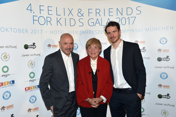 Felix & Friends Charity Gala in Munich