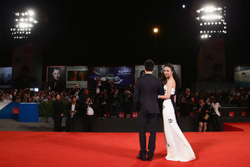 Feng Shaofeng 'The Golden Era' - Premiere - 71st Venice Film Festival