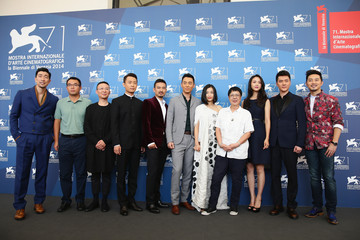 Feng Shaofeng 'The Golden Era' - Photocall - 71st Venice Film Festival