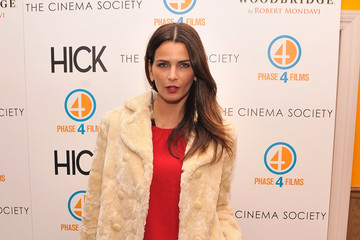 "Fernanda Motta The Cinema Society And Phase 4 Films Presents A Special Screening Of ""Hick"" - Arrivals"