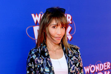 Fernanda Romero Premiere Of Paramount Pictures' 'Wonder Park' - Red Carpet