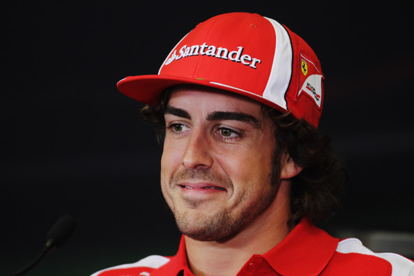 Fernando Alonso Fernando Alonso of Spain and Ferrari attends the drivers press conference during previews to the European Formula One Grand Prix at the Valencia Street Circuit on July 23, 2011, in Valencia, Spain.