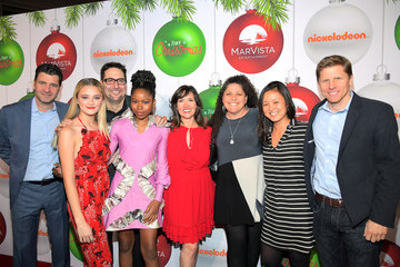 Fernando Szew Red Carpet Premiere of the Nickelodeon Movie 'Tiny Christmas'