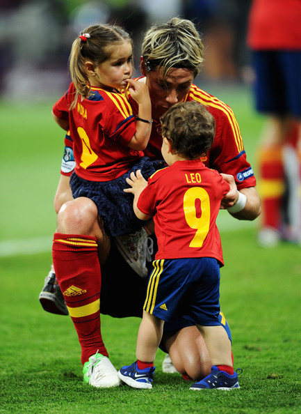Photo of Fernando Torres & his  Son  Leo Torres