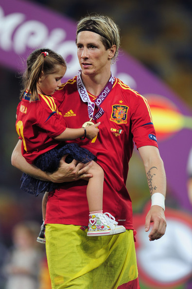Fernando Torres Daughter