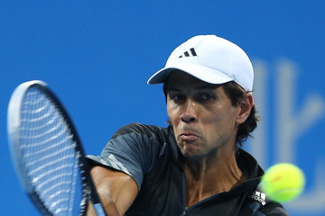 Fernando Verdasco China Open: Day 3