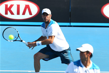 Fernando Verdasco Australian Open: Day 5