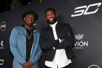 Festus Ezeli Tequila Avion hosts NBA All-Star After Party Presented by Talent Resources