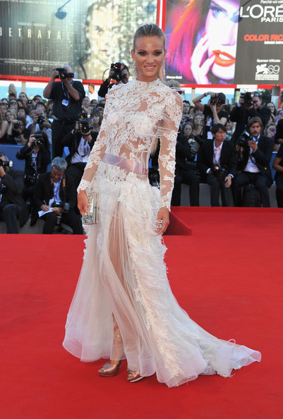 "Fiammetta Cicogna - ""The Reluctant Fundamentalist"" Premiere And Opening Ceremony - The 69th Venice Film Festival"