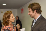 MSNBC Anchor Stephanie Ruhle and Actor Bradley Cooper attend the Fifth Annual Town & Country Philanthropy Summit on May 9, 2018 in New York City.