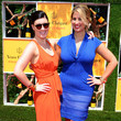 Bernadette Knight The Fifth Annual Veuve Clicquot Polo Classic - Red Carpet Arrivals