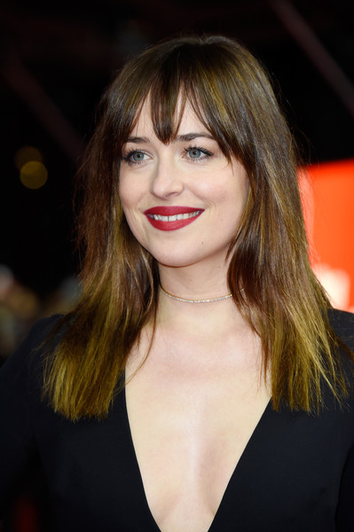 fifty shades of grey premiere   65th berlinale international film