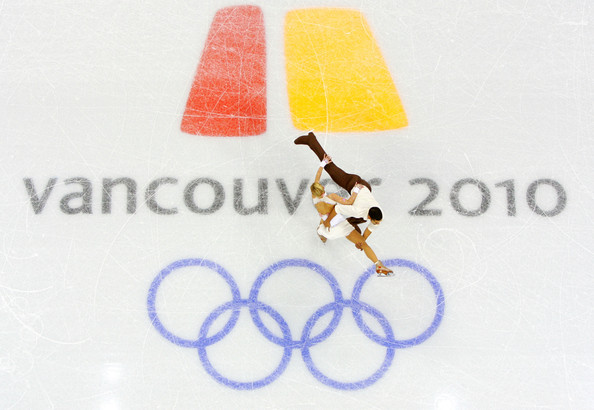 Vancouver 2010 Winter Olympics at the UBC Thunderbird Arena