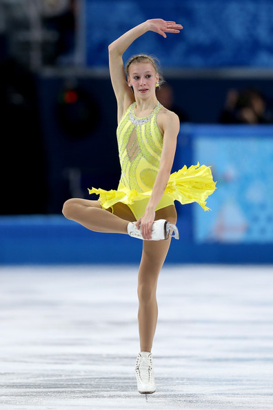 Polina Edmunds Polina Edmunds Pictures Winter Olympics Figure Skating