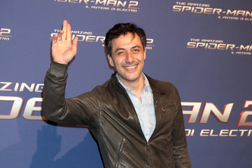 Filippo Timi 'The Amazing Spider-Man 2' Premieres in Rome