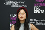 "Kelly Marie Tran attends Film Independent presents live read Of ""Singles"" at Wallis Annenberg Center for the Performing Arts on November 05, 2019 in Beverly Hills, California."