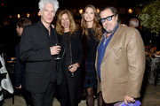 Jim Jarmusch, Sara Driver, Louise Kugelberg and Julian Schnabel attend the Film Society Of Lincoln Center's 50th Anniversary Gala at Lincoln Center on April 29, 2019 in New York City.