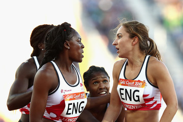 Finette Agyapong Athletics - Commonwealth Games Day 10