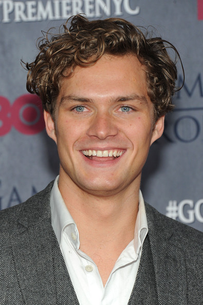 Finn Jones Pictures - 'Game of Thrones' Season 4 Premiere ...