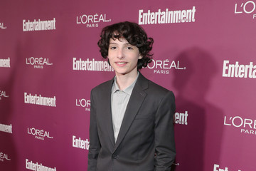 Finn Wolfhard 2017 Entertainment Weekly Pre-Emmy Party - Red Carpet