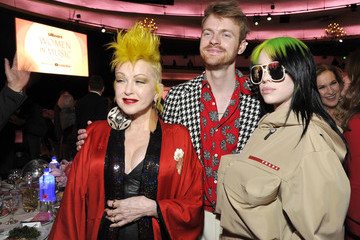Finneas O'Connell FIJI Water and JNSQ at Billboard's Women In Music 2019