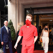 Finneas O'Connell The Mark Hotel: Met Gala 2021 Departures