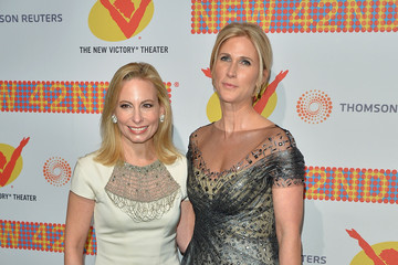 Fiona Rudin The New 42nd Street 2013 New Victory Arts Awards Gala - Arrivals And Inside