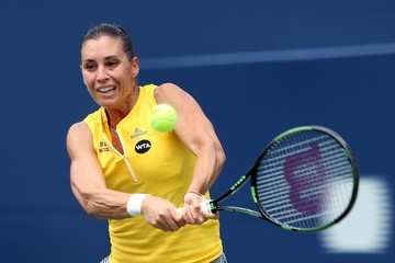 Flavia Pennetta Rogers Cup Toronto - Day 1