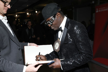 Flavor Flav 62nd Annual GRAMMY Awards - GRAMMY Charities Signings Day 4