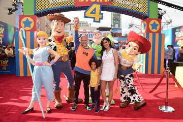 Flea The World Premiere Of Disney And Pixar's 'TOY STORY 4'