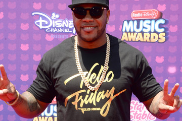 Flo Rida 2016 Radio Disney Music Awards - Arrivals