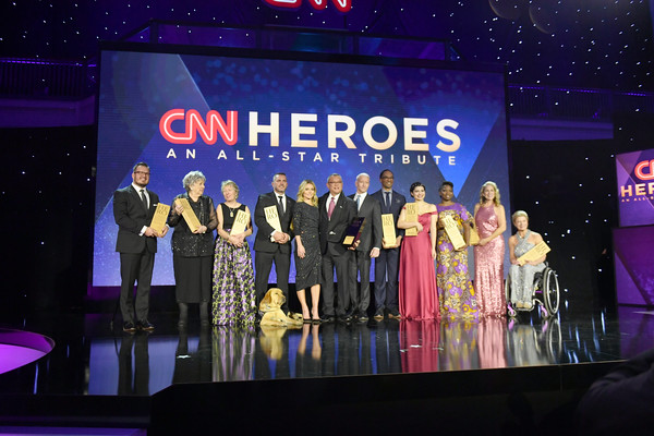12th Annual CNN Heroes: An All-Star Tribute - Show