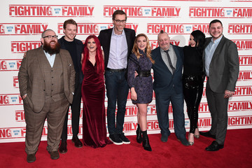 Florence Pugh 'Fighting With My Family' UK Premiere - VIP Arrivals