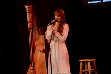 Florence Welch The 2019 New Yorker Festival - Florence And The Machine Talk With John Seabrook