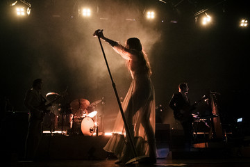 Florence Welch KROQ Absolut Almost Acoustic Christmas - Day 2
