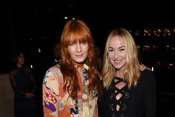 Florence Welch Arrivals at the LACMA Art + Film Gala — Part 2