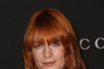 Florence Welch Arrivals at the LACMA Art + Film Gala — Part 3